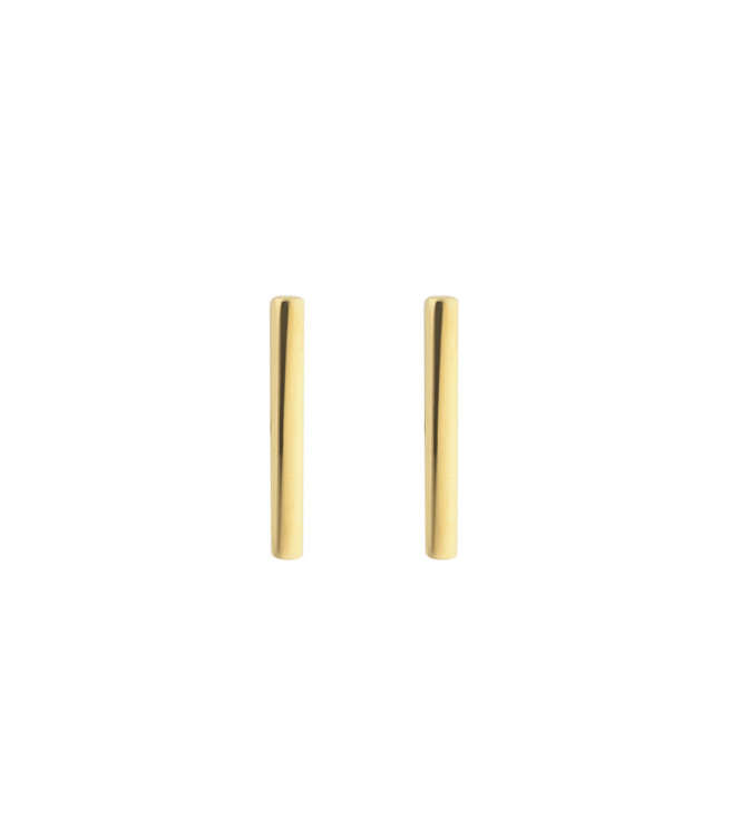 STRICT EARRING BAR GULD