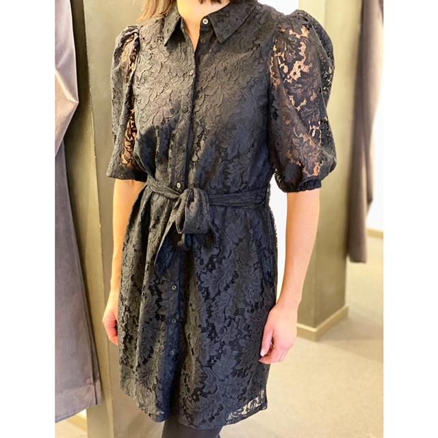 BONNA 3/4 SHORT SHIRT DRESS