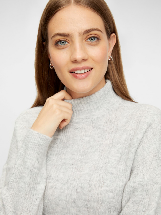 BECKY CABLE KNIT LGM