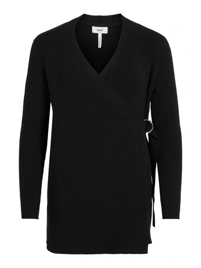FAE THESS CARDIGAN BLACK