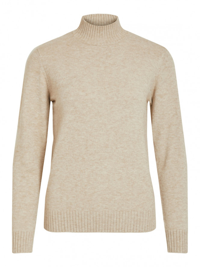 RIL TURTLENECK NATURAL