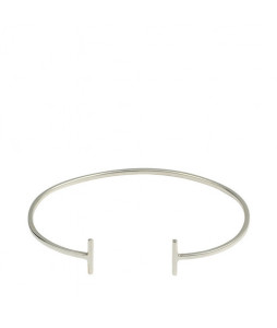 STRICT BANGLE BAR SILVER