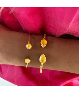 MINI DROP BRACELET BUTTERCUP