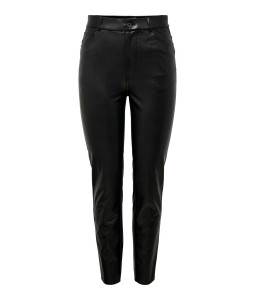 EMILY FAUX LEATHER PANT