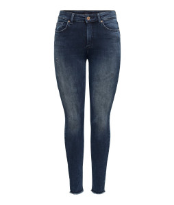 BLUSH JEANS BLUE BLACK DENIM