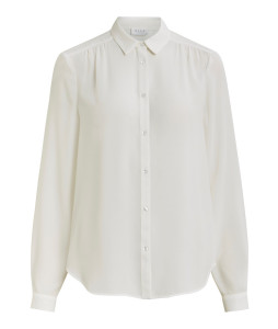 LUCY BUTTON SHIRT VIT